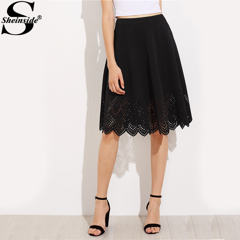 Compare Prices on Black Flared Skirt- Online Shopping/Buy Low ...