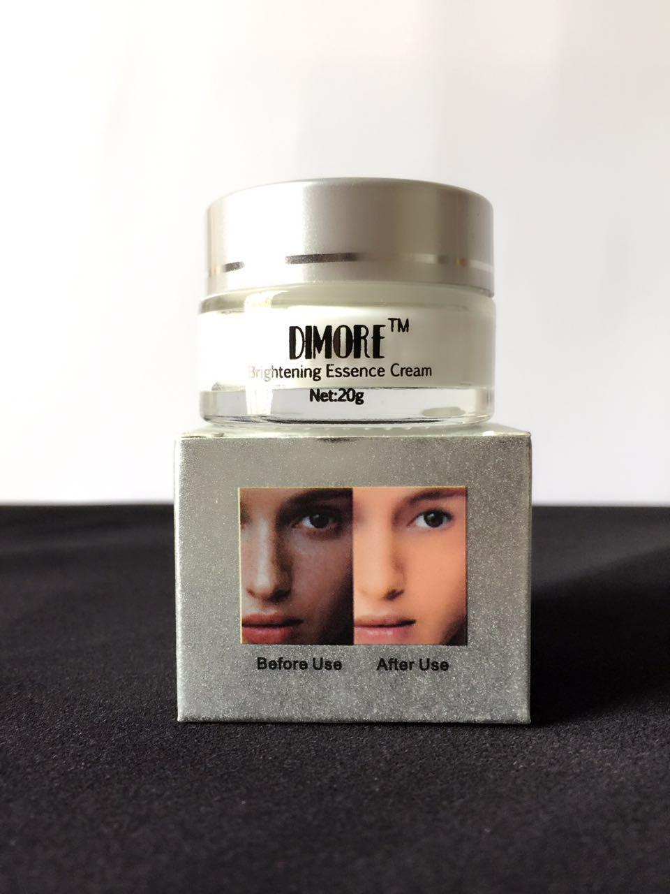 DIMORE herbal brightening Whitening Freckle cream 20 g Remove melasma pigment Melanin 15 days lightening face cream
