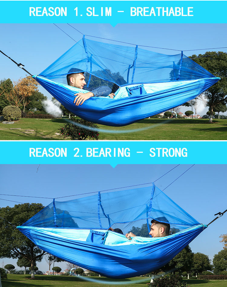 Ultralight Bug Net Hammock Tent