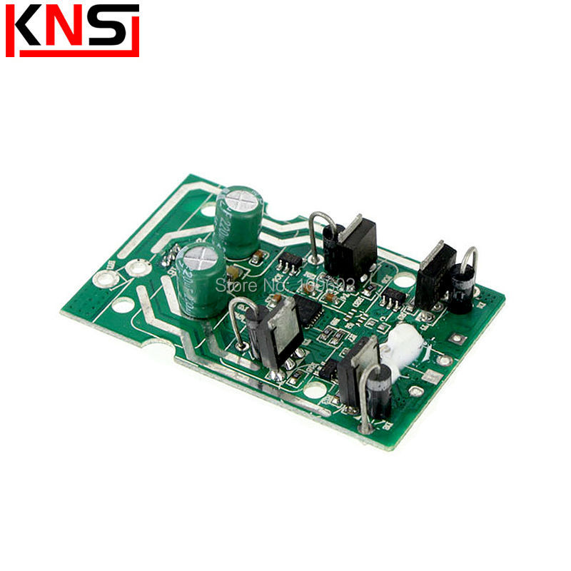 Free Shipping 100% Original MJX X101 Drone Receiver Main Board Part RC Quadcopter 2.4G PCB Circuit Board Spare Parts Accessories global drone gw007 rc quadcopter spare parts pcb board receiver board