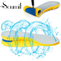 Soumit Breathable Athlete Cushion Insole Shoe Insoles Relief from Heel and Foot Pain Sports Running Hiking Insoles for Woman Man