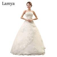 Real Photo Customized Princess Lace Wedding Dress 2015 Vintage Plus Size Wedding Dresses Bridal Gowns Vestido