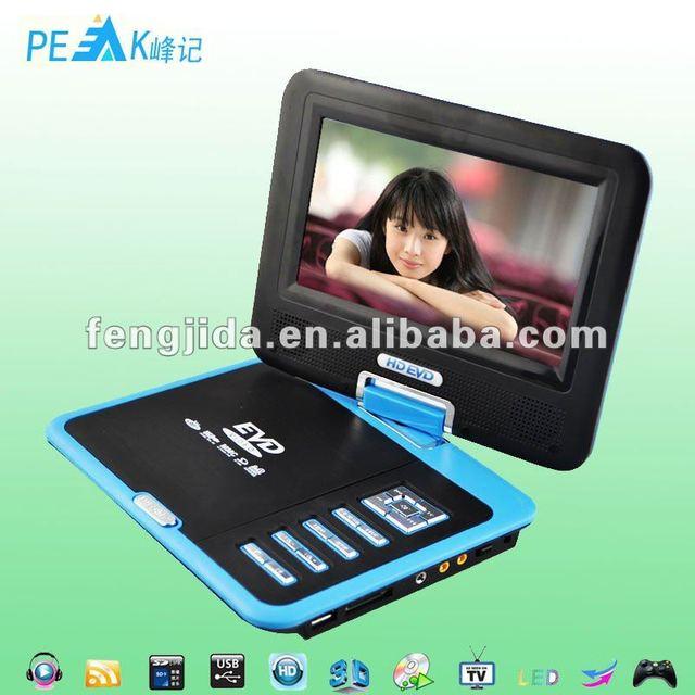 mini 7 inch portable dvd player