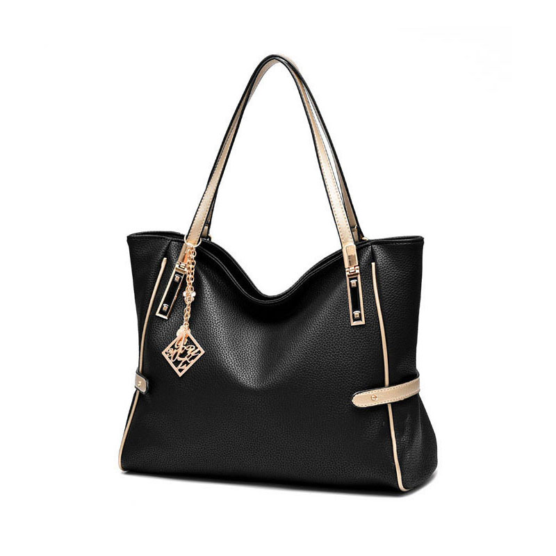 Ankareeda All Seasons Embossed Luxury Leather Bags Women Brand Famous - Beg tangan - Foto 2