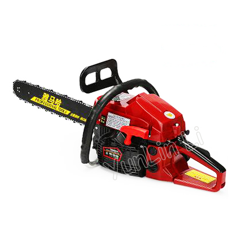 High-power 2800-13000RPM Electric Imported Chain Saw Portable Household Logging Saw With 1 Chain 9998