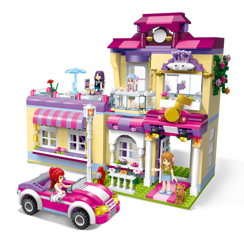 Blocos de brinquedo de presente da Classification : Assemblage