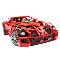 DECOOL 3333 1322pcs 1 10 F1 Racing Model Blocks Bricks Building Toys Set Technic 8145 Children