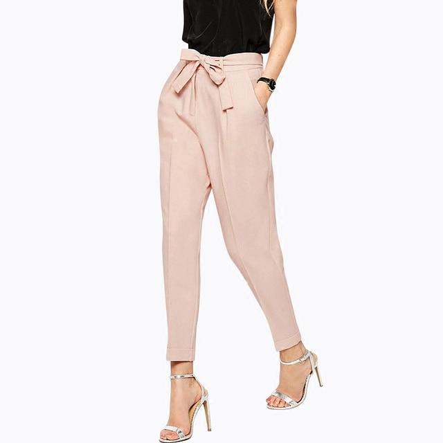 high waisted trousers - Pink & Purple N°21 tkqVw