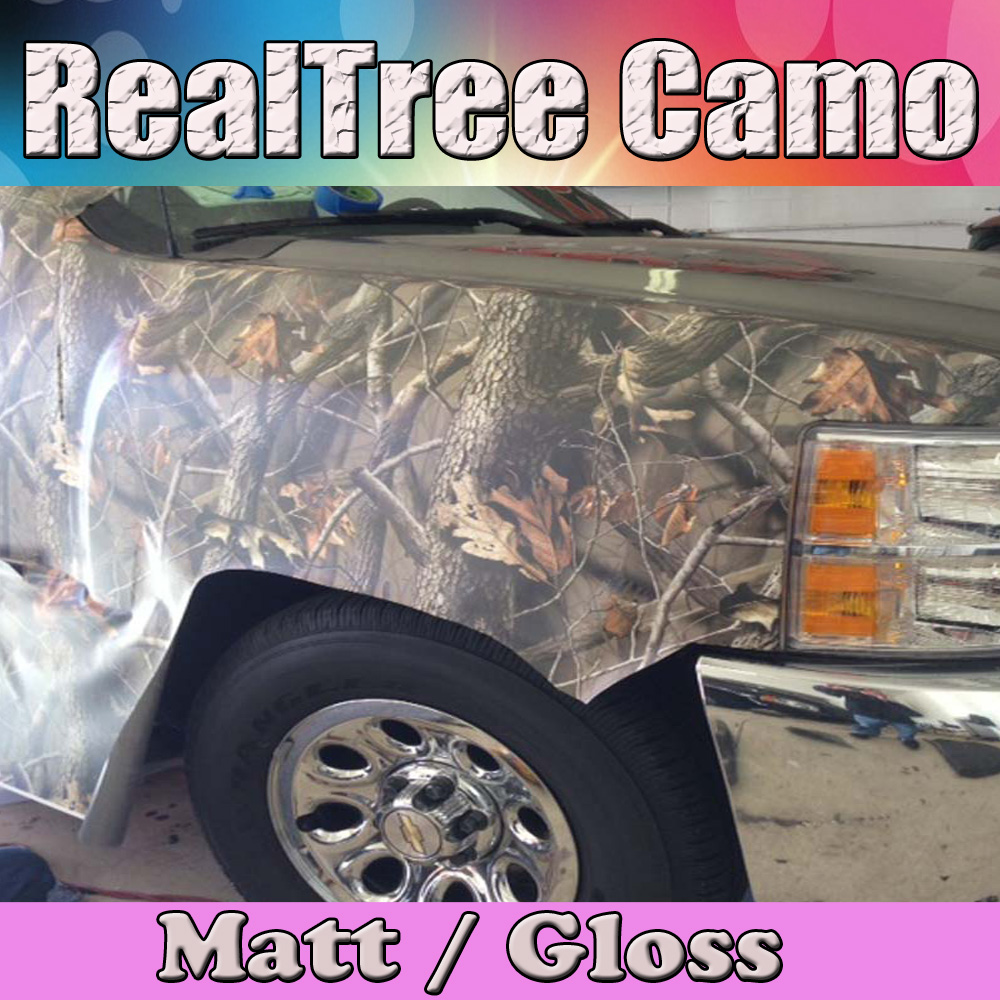2017 Matte Realtree Camo Vinyl wrap real tree leaf camouflage Mossy Oak Car wrap Film foil for Vehicle skin styling PROTWRAPS car styling realtree camo wrapping vinyl car wrapping realtree camouflage printed for motorcycle bike truck vehicle covers wraps