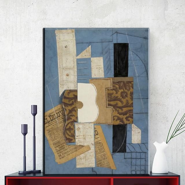 Aliexpress.com: Comprar ZZ851 decorativo moderno arte de la lona No ...
