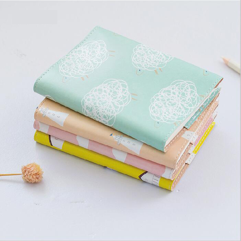 Concise Creative A6 Faux Leather Notebook Of Replaced Filler Papers School Travel Multi-functional Planner Organizer Agenda a concise textbook of community pharmacy