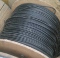 1000m/roll Steel Wire Type 2 Cores GYTS cable Outdoor Multi Loose Tubes Armoured single mode fiber optic cable