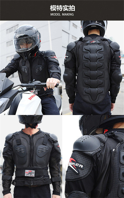 Veste de protection pour femme PRO-BIKER veste de protection pour Moto scooter ou motocross 2