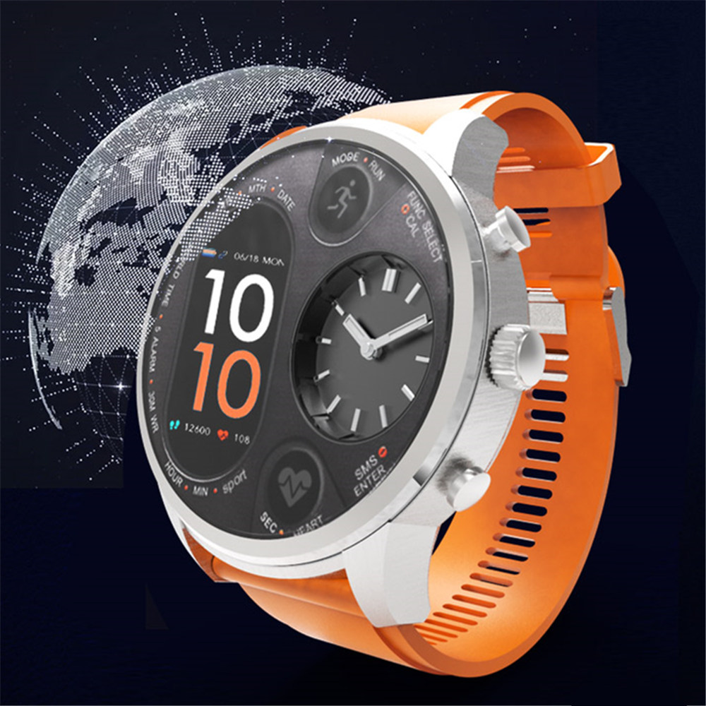 OGEDA Luxury Smart dual display quartz watch T3 smart watch Healthy heart rate monitoring Multi-functional mens watchOGEDA Luxury Smart dual display quartz watch T3 smart watch Healthy heart rate monitoring Multi-functional mens watch