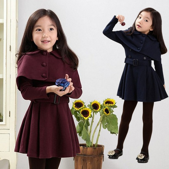 Little Beauty] Kids girls Spring Korean children's clothes girls ...