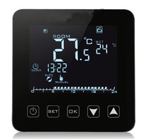 16A 250V Electric Heating Thermostat LCD Display Temperature Controller Under Floor Heating Tile Thermostat 16A