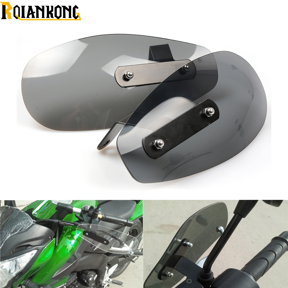 Motorcycle <font><b>Accessories</b></font> wind shield handle Brake lever hand guard for <font><b>TRIUMPH</b></font> <font><b>BONNEVILLE</b></font> SE <font><b>T100</b></font> T120 image