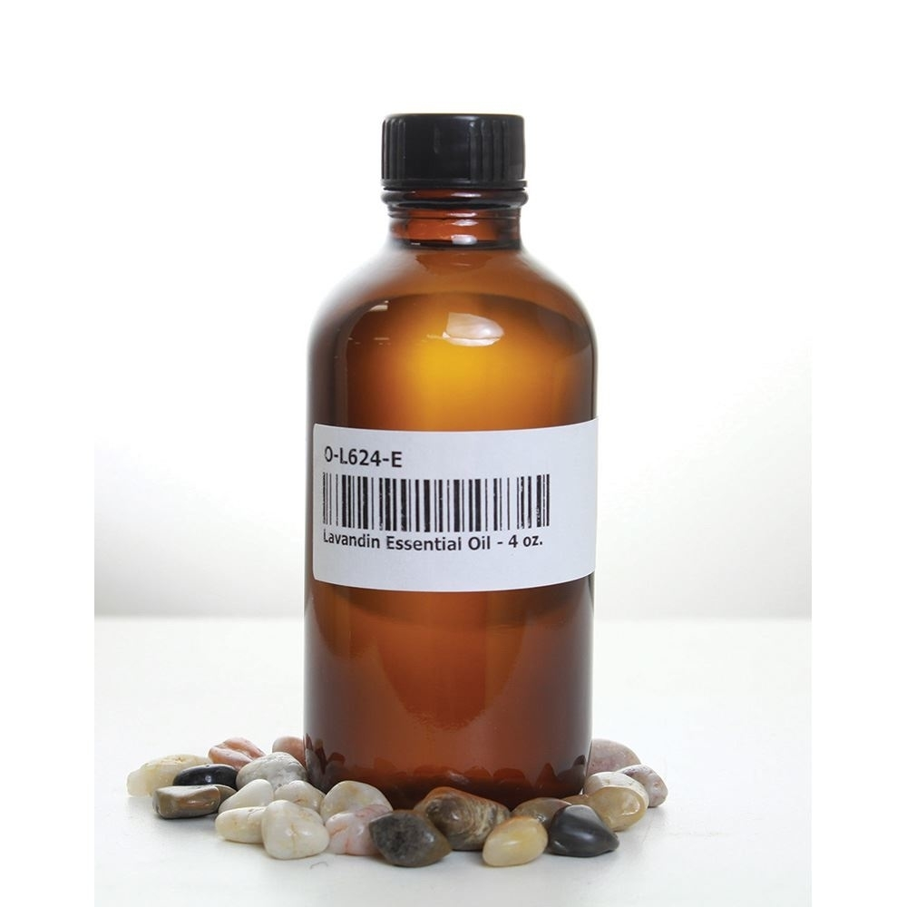 Lavandin Essential Oil - 4 oz... helps with depression and anxiety. anxiety and depression in patients with myocardial infarction