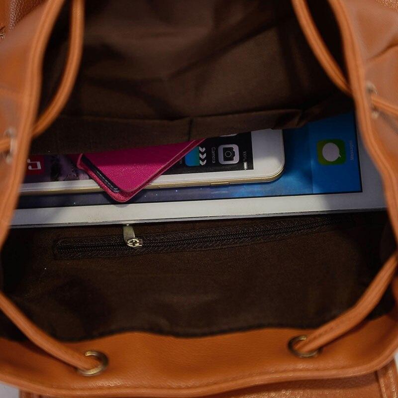 2017 de moda de nova Bag Size : Large School Backpack