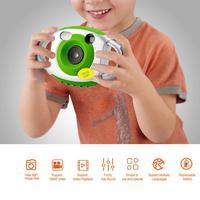 Cewaal 5mpポータブルミニ子供デジタルカメラ写真のサポートビデオ記録子供キッズカムビデオカメラクリスマスギフ