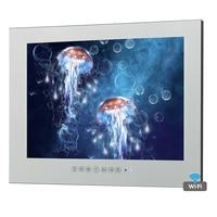 Souria 27 Frameless Smart LED TV Mirror Vanishing Waterproof WiFi TV M270FA