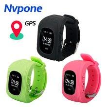 Teléfono GPS posicionamiento de los niños de la moda reloj inteligente  relojes Q50 pasómetro relojes de c19e54d5607c