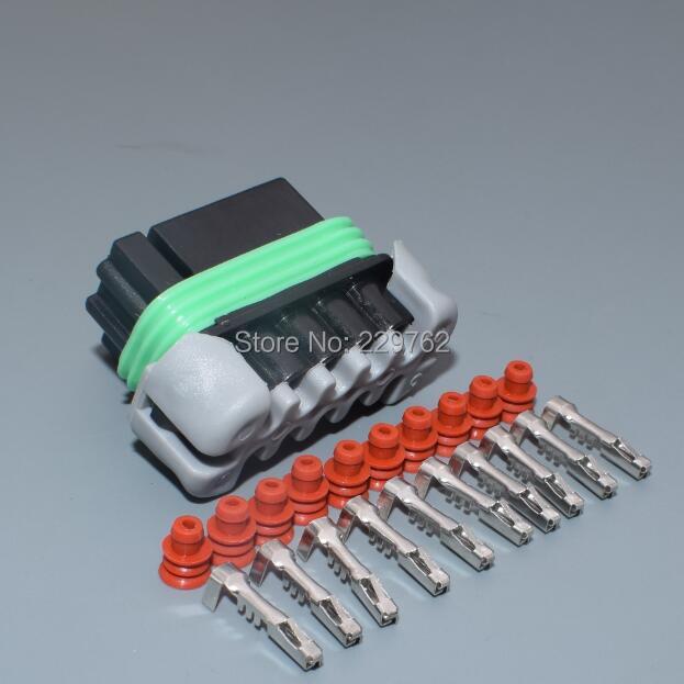 shhworldsea electric 10pin auto housing plug 12177081 waterproof ...