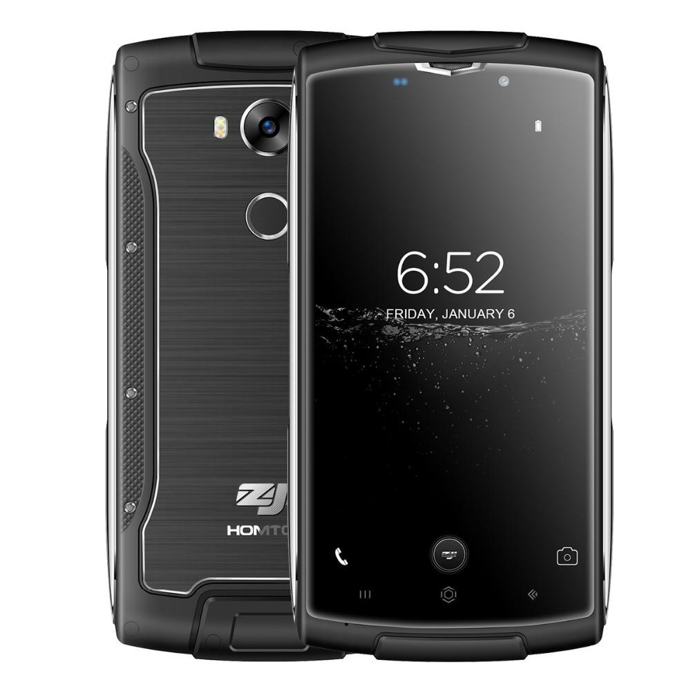 HOMTOM ZOJI Z7 5 0 IP68 Waterproof Smartphone 2G RAM 16G ROM MT6737 Quad Core Android