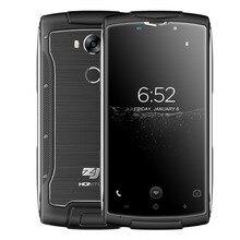 """HOMTOM ZOJI Z7 5.0 """"IP68 Étanche Smartphone 2G RAM 16G ROM MT6737 Quad Core Android 6.0 3000 mAh Batterie Téléphone Portable"""