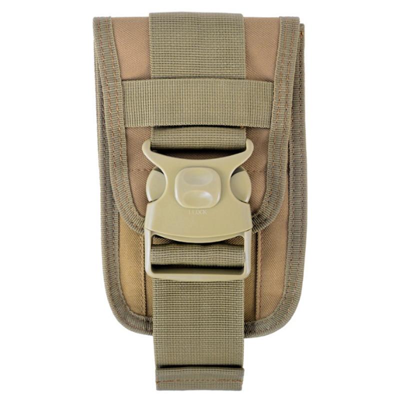 Outdoor Fanny Pack Camo Phone Pouch Pocket Waist Bag Hip Waist Belt Bag Wallet Pouch Purse Phone Case
