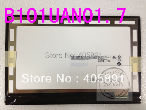 10.1inch CLAA101FP05 B101UAN01.7 1920*1200 IPS LCD focrtablet Pipo M9 Pro 3G for ASUS ME302 ME302KL Tablet PC LCD screen