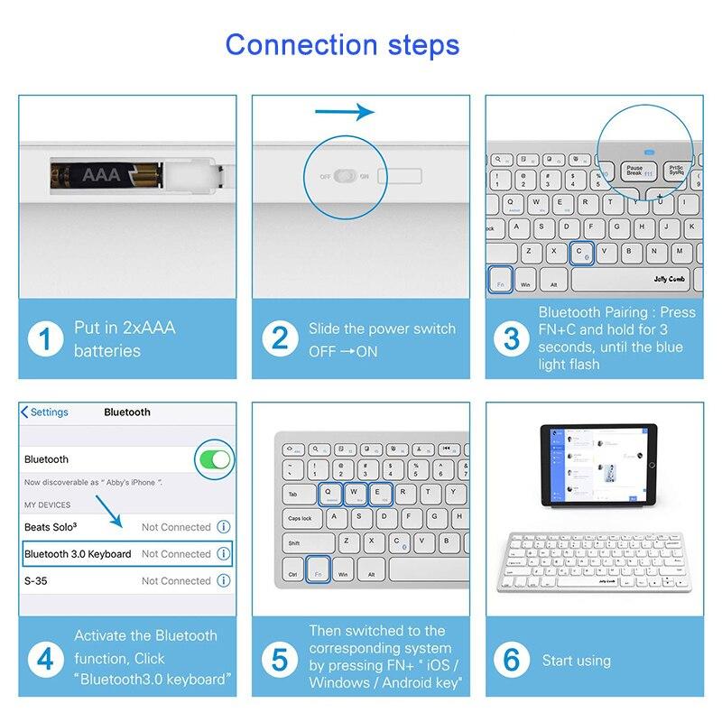 4  Bluetooth Keyboard 1