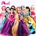 Abbie Muñeca Diferentes Modelos Eligió Rapunzel Cenicienta Sirena Blancanieves Princesa Mejor Amigo Jugar con Los Niños