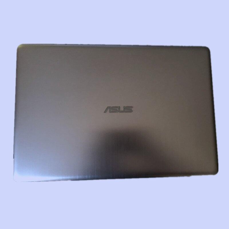 Новый оригинальный ноутбук ЖК задняя крышка/передняя рамка/Подставка для рук верхний чехол/нижний чехол для ASUS N580 N580V N580VD N580VD NONTOUCH/TOUCH