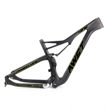 Full Suspension Carbon MTB Frame 29er Mountain Bike 148*12mm Thru Axle Carbon mtb frame Full Suspension mountain bike frame
