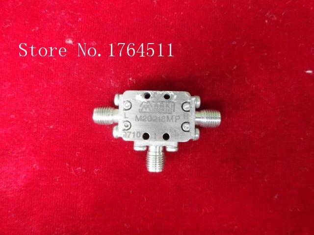 [BELLA] MARKI M20218MP 2-18GHZ RF RF Coaxial Double Balanced Mixer SMA
