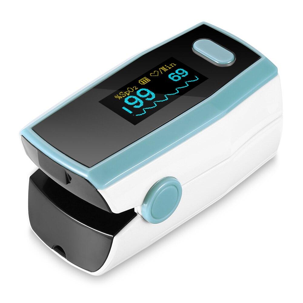 Inlife A330 Fingertip Pulsoximeter Blut Sauerstoff Sättigung Monitor Blut Sauerstoff Monitor Gesundheit Pflege Messen