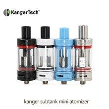 Oryginalny kangertech kanger subtank mini atomizer zbiornik do e papierosa mini occ cewka 4.5ml Clearomizer E cig Vape parownik z pojemnikiem rba