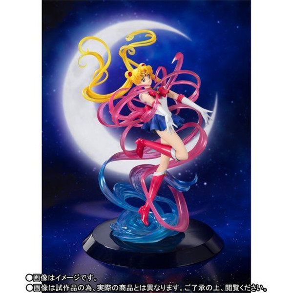 New Classic  Comic Anime Sailor Moon Tsukino Usagi 20cm Figuarts Zero chouette Figure Figurine ToysNew Classic  Comic Anime Sailor Moon Tsukino Usagi 20cm Figuarts Zero chouette Figure Figurine Toys