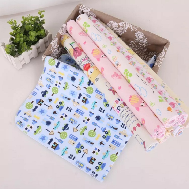 Fraldas de pano do bebê fraldas de fraldas de fraldas de bebê à prova dfrágua reutilizável