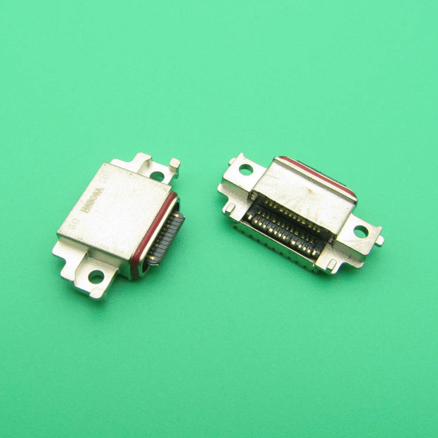 1pcs For Samsung Galaxy A8 2018 Duos SM-A530F SM-A530DS A530 Type-C Micro Mini USB Connector Jack Socket Dock Charging Port
