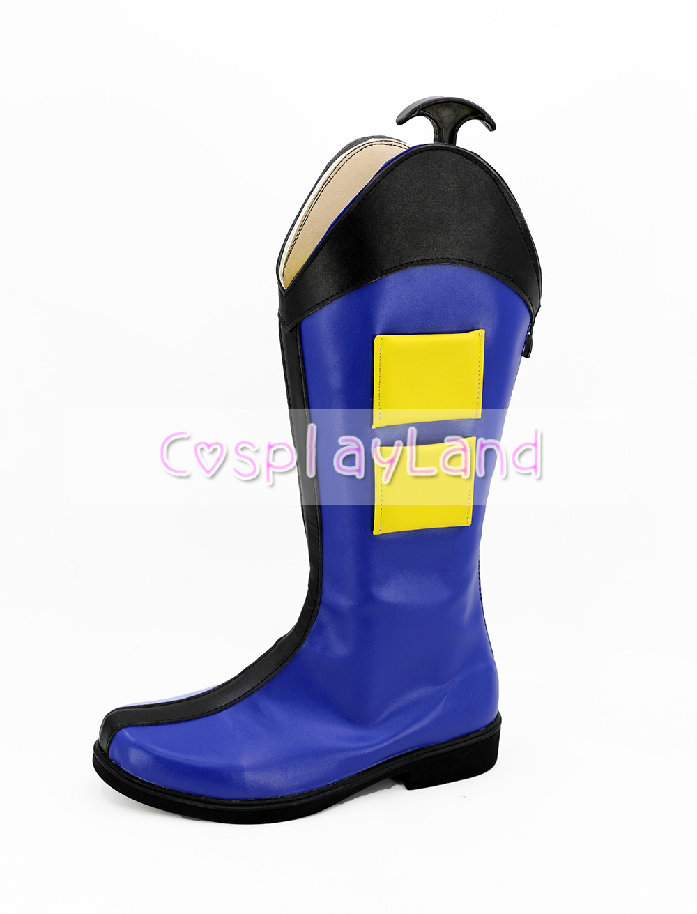 Image 3 - X Men Logan Superhero Blue Cosplay shoes Christmas Halloween 