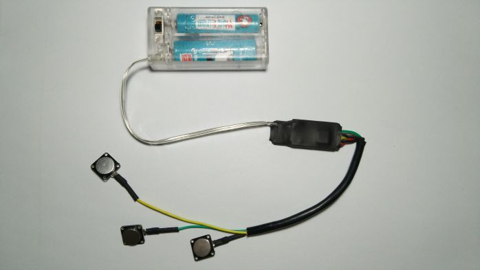 Tgam Set Brainwave Sensor Eeg Module Mind Control Shennian