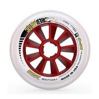 100% Original Bont MPC Firm Speed Skates Wheels High Response 90 100 110mm 83/85/86/87A Inline Speed Racing Skating Tires 8pcs