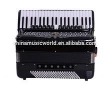 Afanti high quality 41keys 120Bass Piano Accordion AFA-12 classic black color