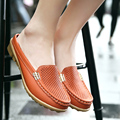 2016 Flip Flops Slippers Women Sandals Shoes Leisure Slippers Slip-On Comfortable Sandals Flip Flops Cut-Outs Shoes