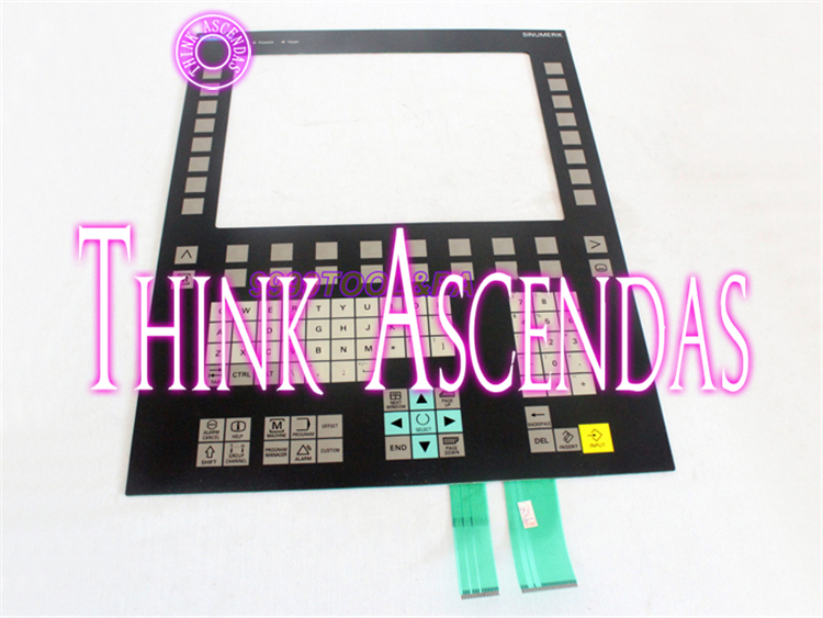 1pcs New OP012T 6FC5203-0AF06-1AA0 / OP012T 6FC5 203-0AF06-1AA0 Membrane Keypad