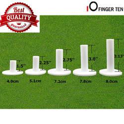 Ти для гольфа резиновая 5 различных Размеры пакет для вождения диапазон подставка для меток мяч 1,5 ''2,25'' 2,75 ''3,0'' 3,13 ''дюймовый резиновые