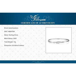 Image 5 - JPalace Crown Celtic Knot Bracelet 925 Sterling Silver Bangles Bracelet Bracelets For Women Silver 925 Jewelry Making Organizer