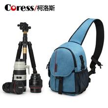 Новое поступление шифрования удобные водонепроницаемые холст камеры цифровая фотография зеркальная камера мешок рюкзак для Nikon канона